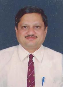 Prof. R. B. Joshi